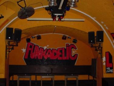 Club Funkadelic, Frankfurt