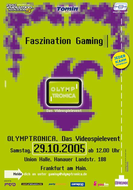 Olymptronica Corporate und Kommunikation 2005