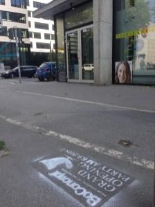 Schablone BoConcept Stencil