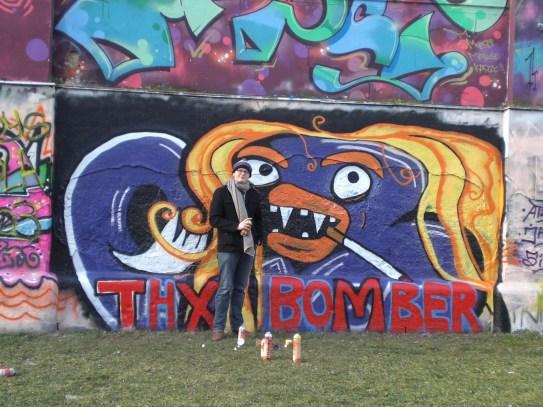 Wien Thx Bomber 2016