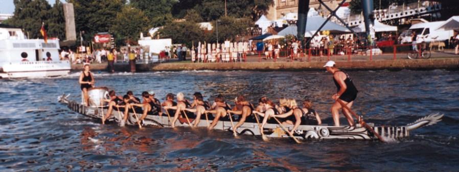 D.R.E.A.M. Drachenboot 2001