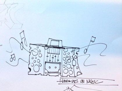 Inno.Hub 2.0 Fraport 2019: Handkaes-statt-Musik