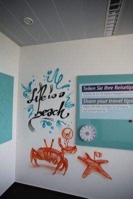 Inno.Hub 2.0 Fraport 2019: Inno.beach life's a beach …