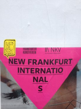 New Frankfurt Internationals?