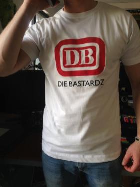 DB Die Bastardz. Bomber wear shirts