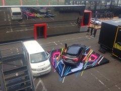 Bomber Bulli @ Tape Art 4 AMG-Mercedes, Spa, Belgien/Belgique, 24h race
