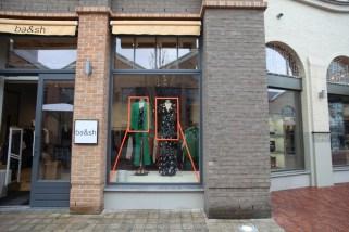 ba&sh Store Ingolstadt Village Tape Art 2019