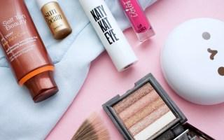 Beitragsbild: pink meets blue: Sommer make-up look für Rothaarige | Typgerecht - Beauty Blog Leipzig Deutschland