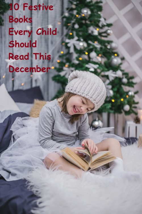 10 Festive Books Every Child Should Read This December