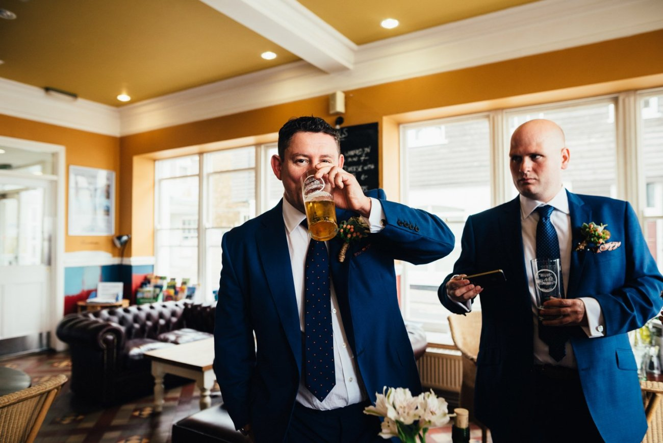 Pre-wedding pint Kent Wedding Photo