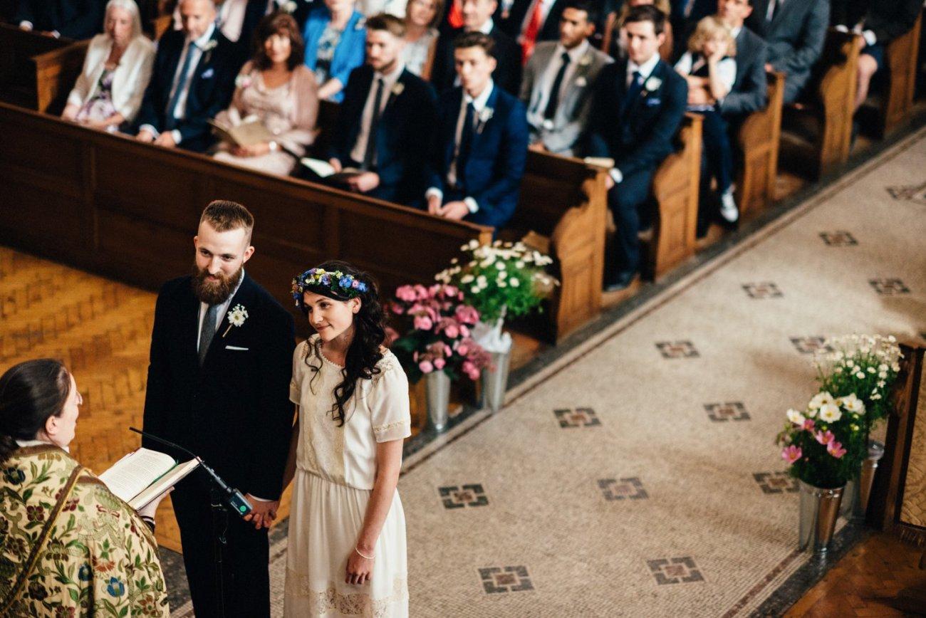 London marriage ceremony BABB Photo