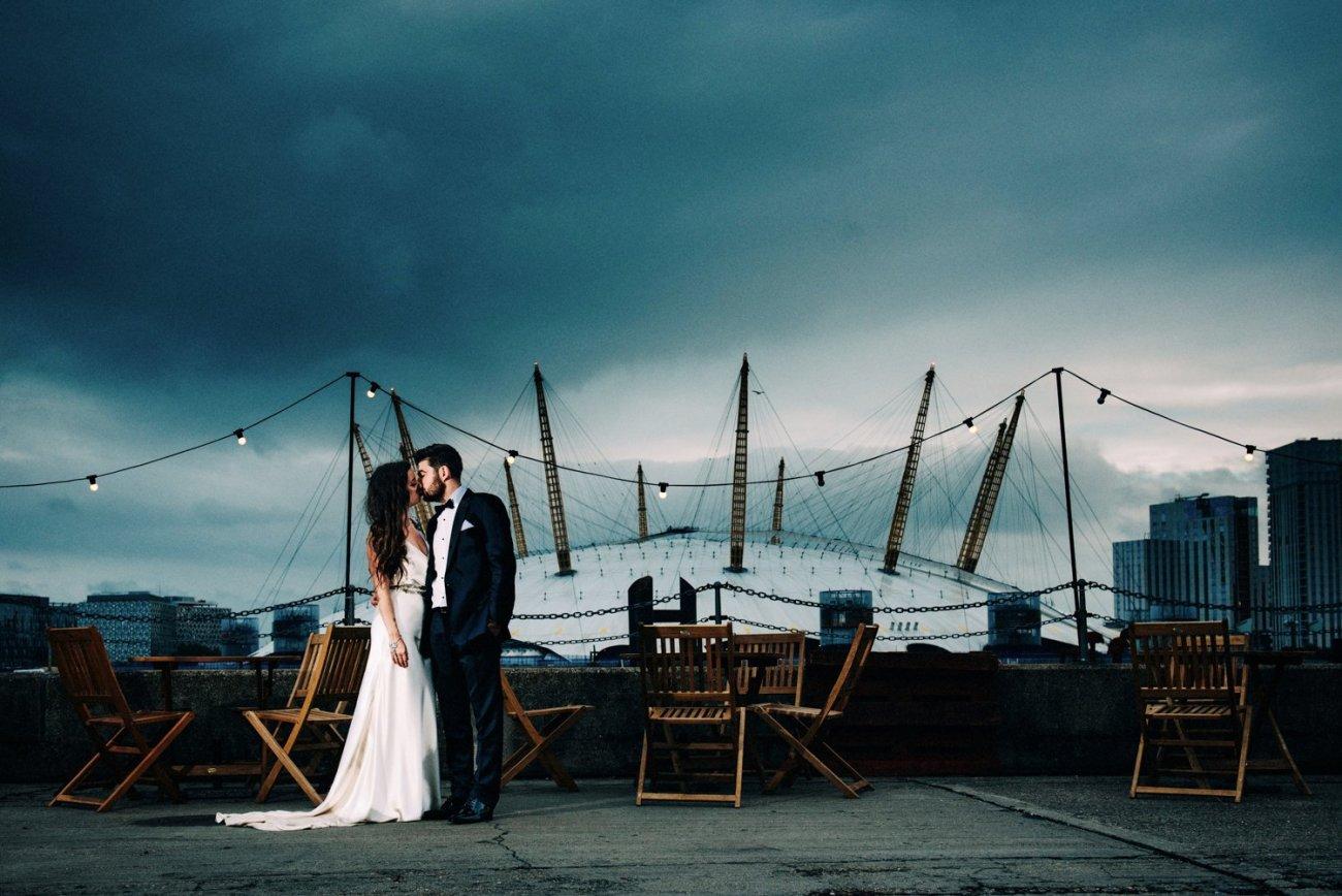 Millennium Dome wedding London
