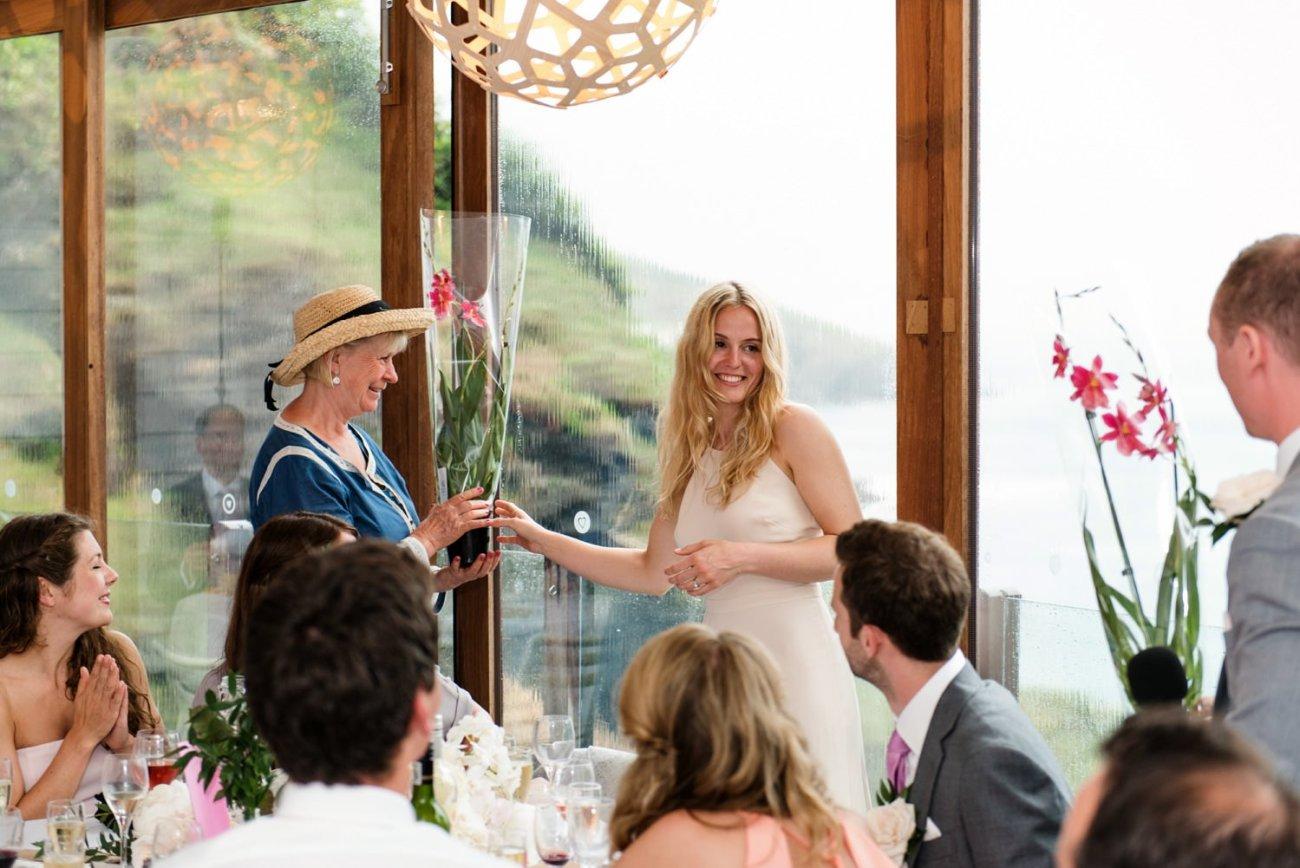 Tunnels Beach wedding Devon Babb Photo