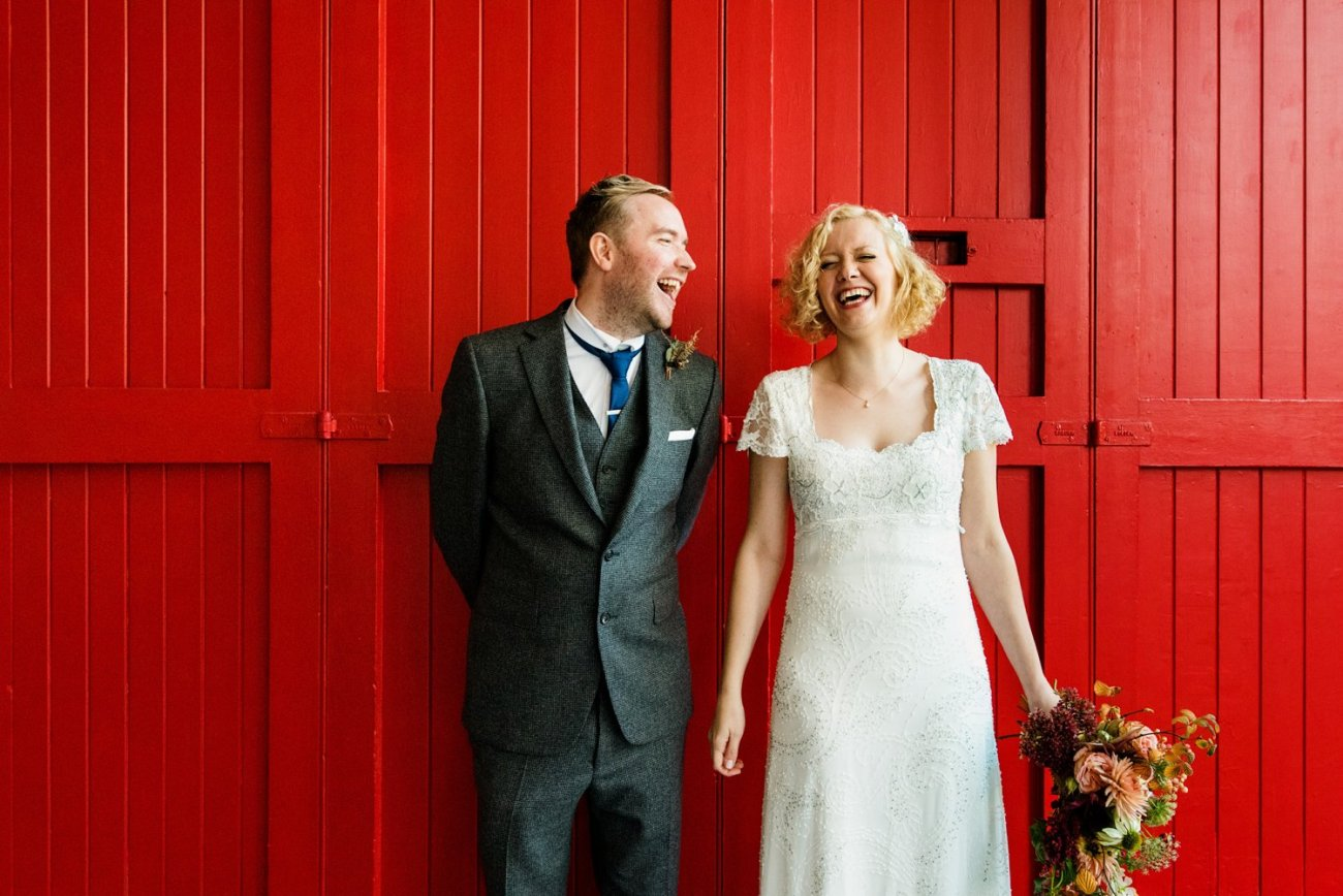 Quirky creative wedding photography awards Babb Photo