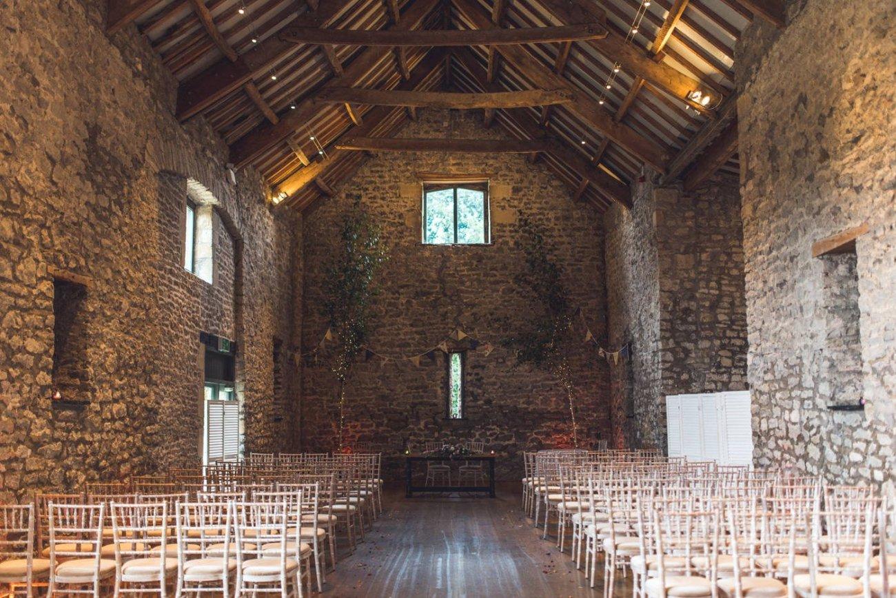 Priston Mill wedding photography venue inside