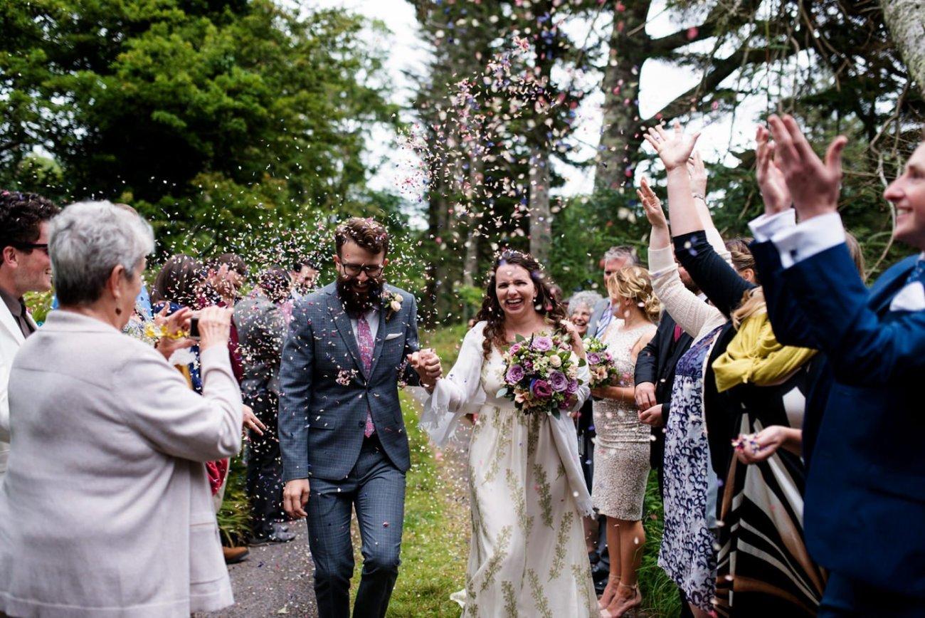 Ireland destination wedding covid