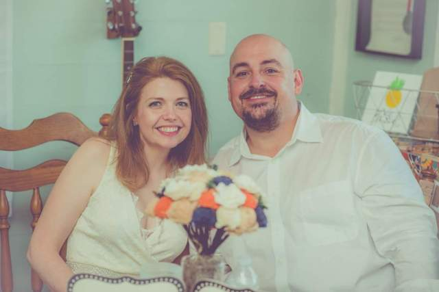 We're Hitched: Taco 'Bout Our East Texas Wedding