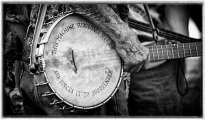 Il Banjo di Pete Seeger