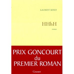 HHhH par Binet