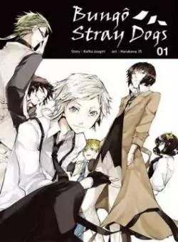Bungô Stray Dogs, tome 1 par Asagiri
