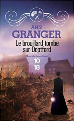 Le brouillard tombe sur Deptford Couverture du livre
