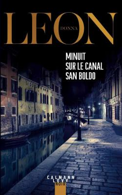 Minuit sur le Canal San Boldo Couverture du livre