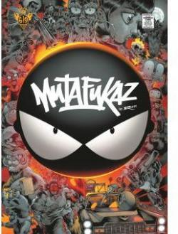 Mutafukaz - Intégrale par Run