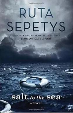 Le Sel de Nos Larmes par Sepetys