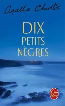 """Résultat de recherche d'images pour """"les dix petits nègres"""""""