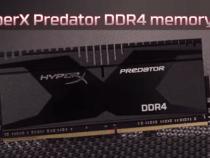 HyperX reaches World's Fastest 128GB DDR4