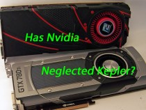 Has Nvidia Forgotten Kepler?  The GTX 780 Ti vs. the 290X Revisited