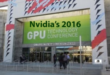 Live at Nvidia's GTC 2016
