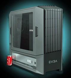 EVGA's New Full-Tower DG-8 Gaming Cases