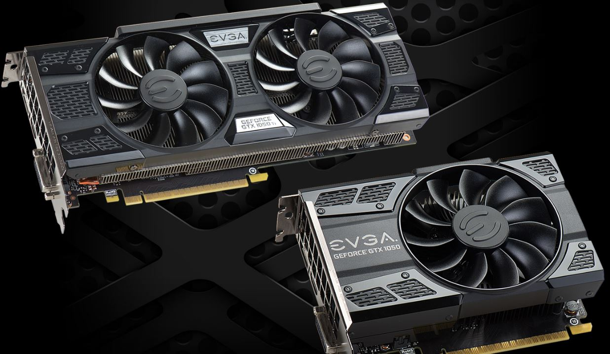 Nvidia Launches The Gtx 1050 And Ti On October 25 Galax Geforce Oc 2gb Ddr5 Single Fan Lets Look More Closely At Evga
