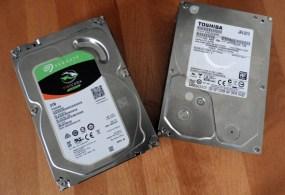 SSHD vs HDD – 2TB Seagate FireCuda SSHD vs. 2TB Toshiba HDD