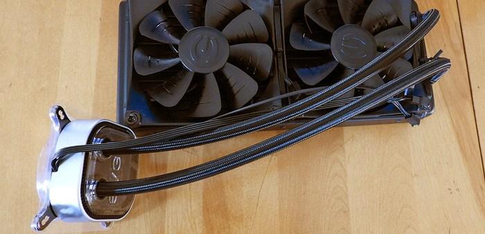 The EVGA Closed Loop CPU Cooler (CLC) 280 Review