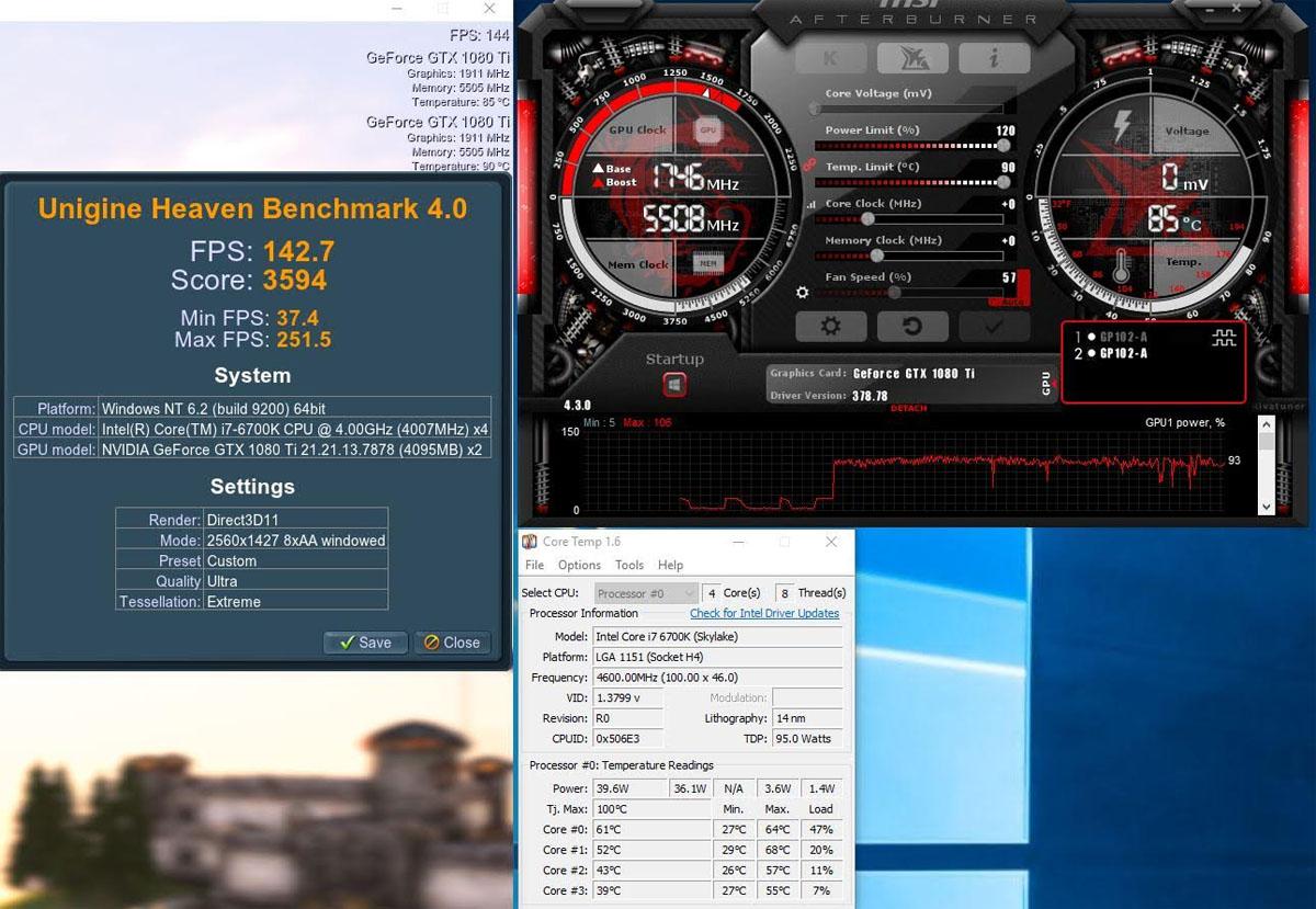 GTX 1080 Ti SLI Performance in 25 Games - BabelTechReviews