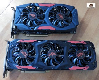 The Red Devil RX 570 vs. the EVGA GTX 1060 3GB Overclocking Showdown