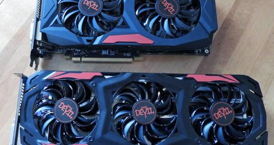 The Red Devil RX 570 vs. the EVGA GTX 1060 3GB Overclocking Showdown