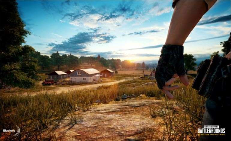 Player Unknown Battlegrounds screenshot