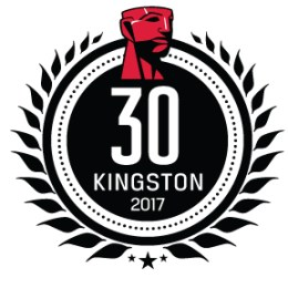 Happy 30th Birthday to Kingston!