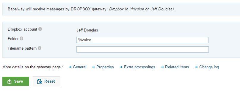 B2b Integration Via Dropbox Straight From Your Partner S Erp
