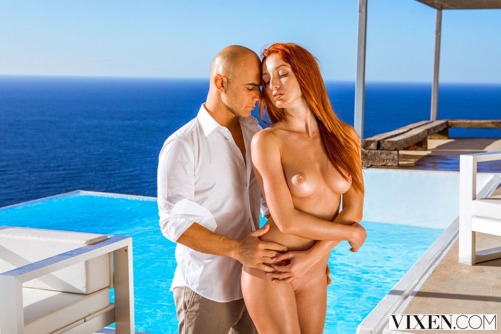 Vixen Red Fox Loves Passionate Sex - Nude Babes First-5461