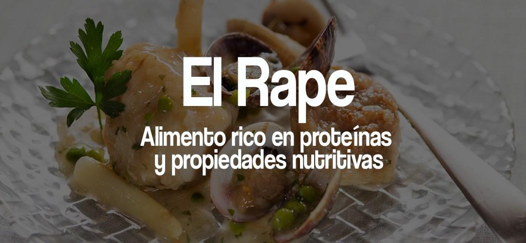 El Rape, alimento rico en proteínas y propiedades nutritivas