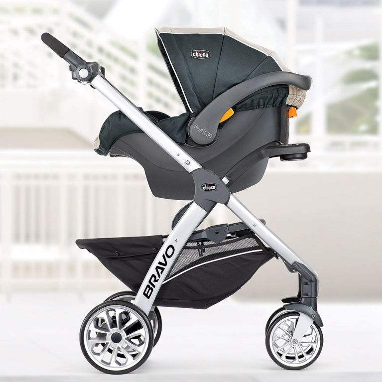 Chicco Bravo Trio System With Keyfit 30