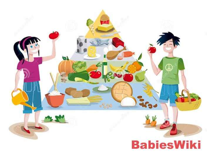 Food Pyramid For Children Leads You To Have A Healthy Diet Plan