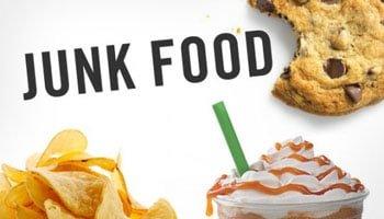 Pregnancy Foods - Junk-food