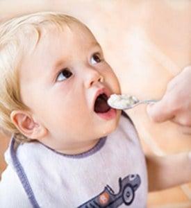 Proper Baby Feeding