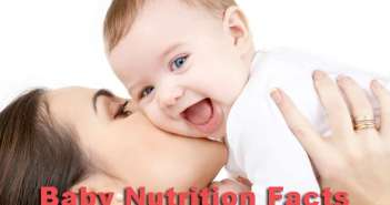 Baby-nutrition-facts
