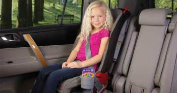 Convertible Diono Radian (R100) Car Seat